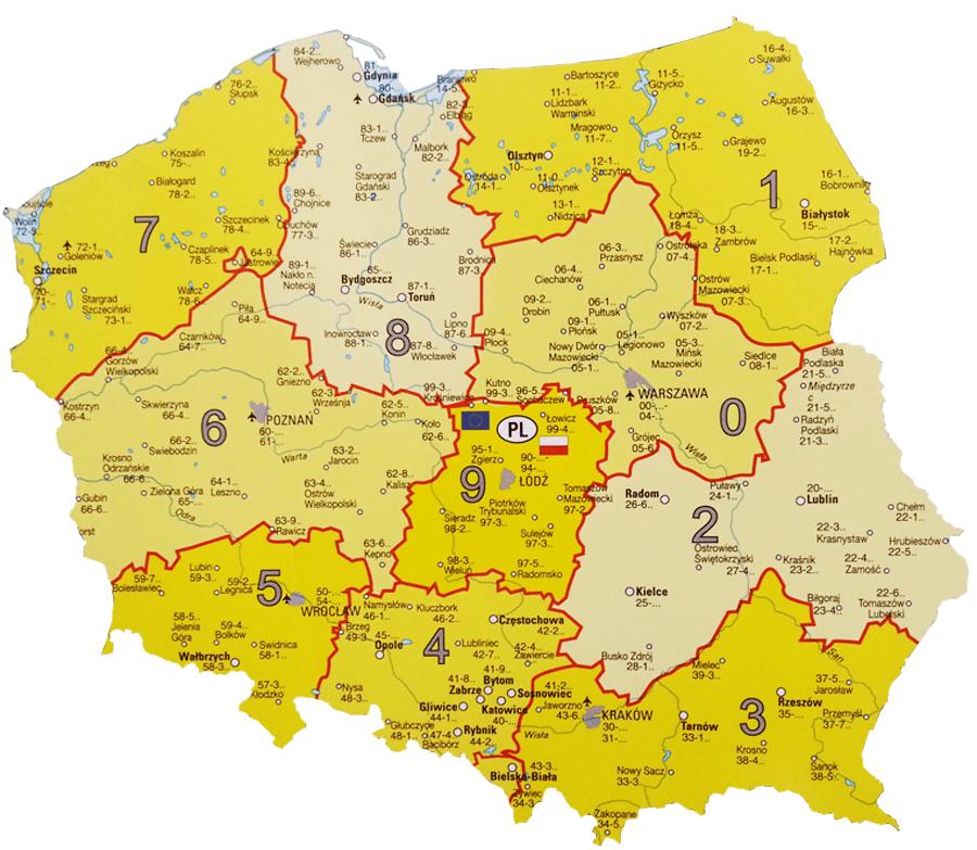 Карта словакии и польши отдых в пиештяны словакия