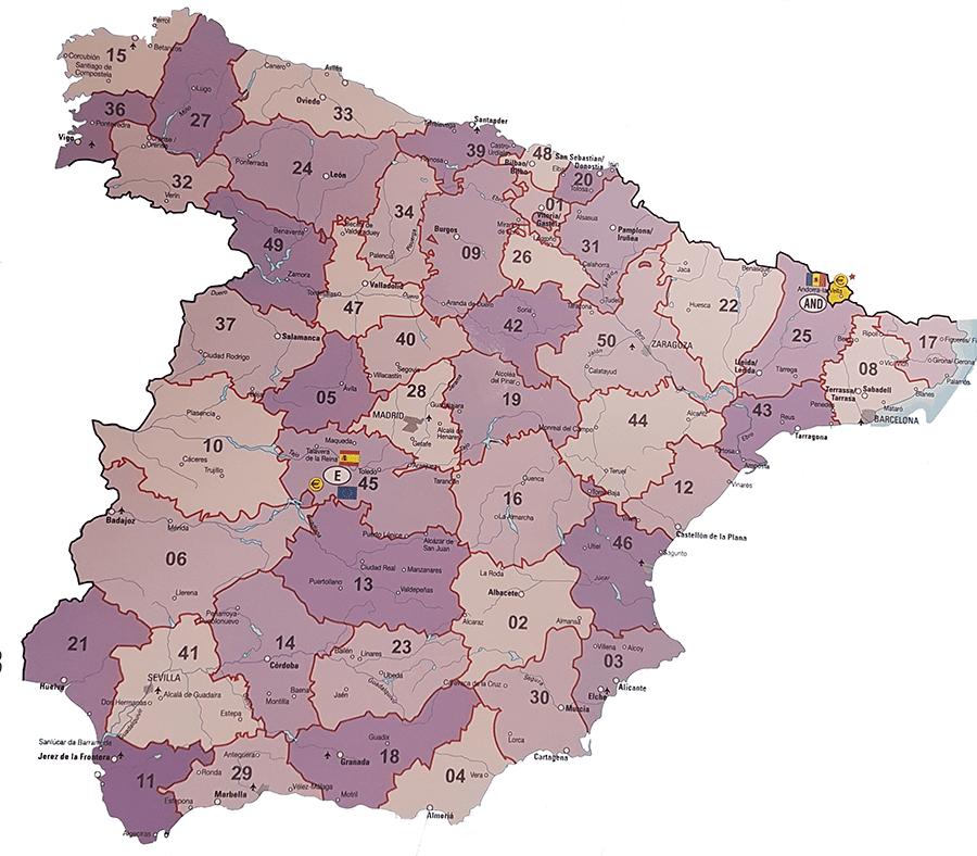 Карта словакии в квадратах через словакию